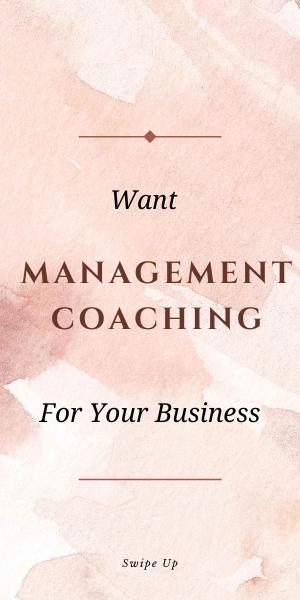 management coaching